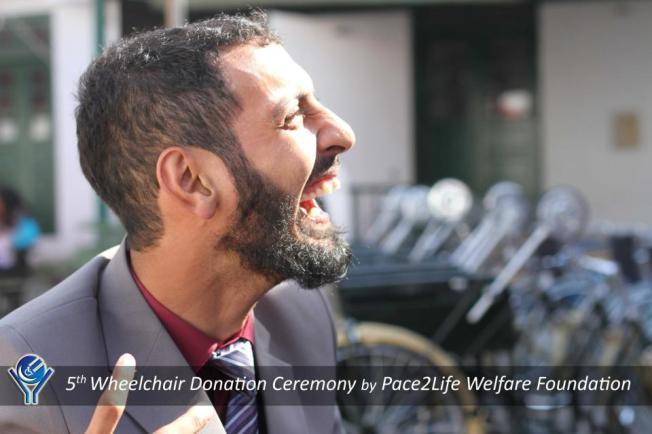 Waqas Ahmad:Inspiration